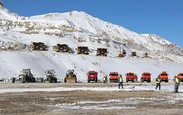 джеруй киргизия добыча золота гок работа вахта